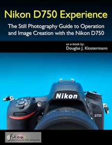 Nikon D750 Experience book manual guide how to set up use learn dummies field master tips tricks recommend setting
