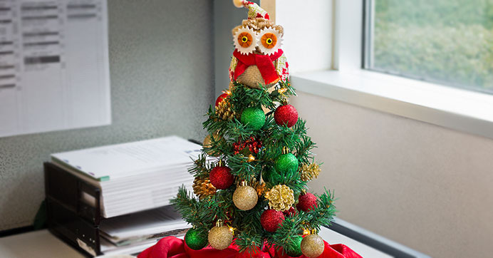 Deck Your Tabletops with Mini Christmas Trees! The Dollar Tree Blog - mini christmas tree decorations