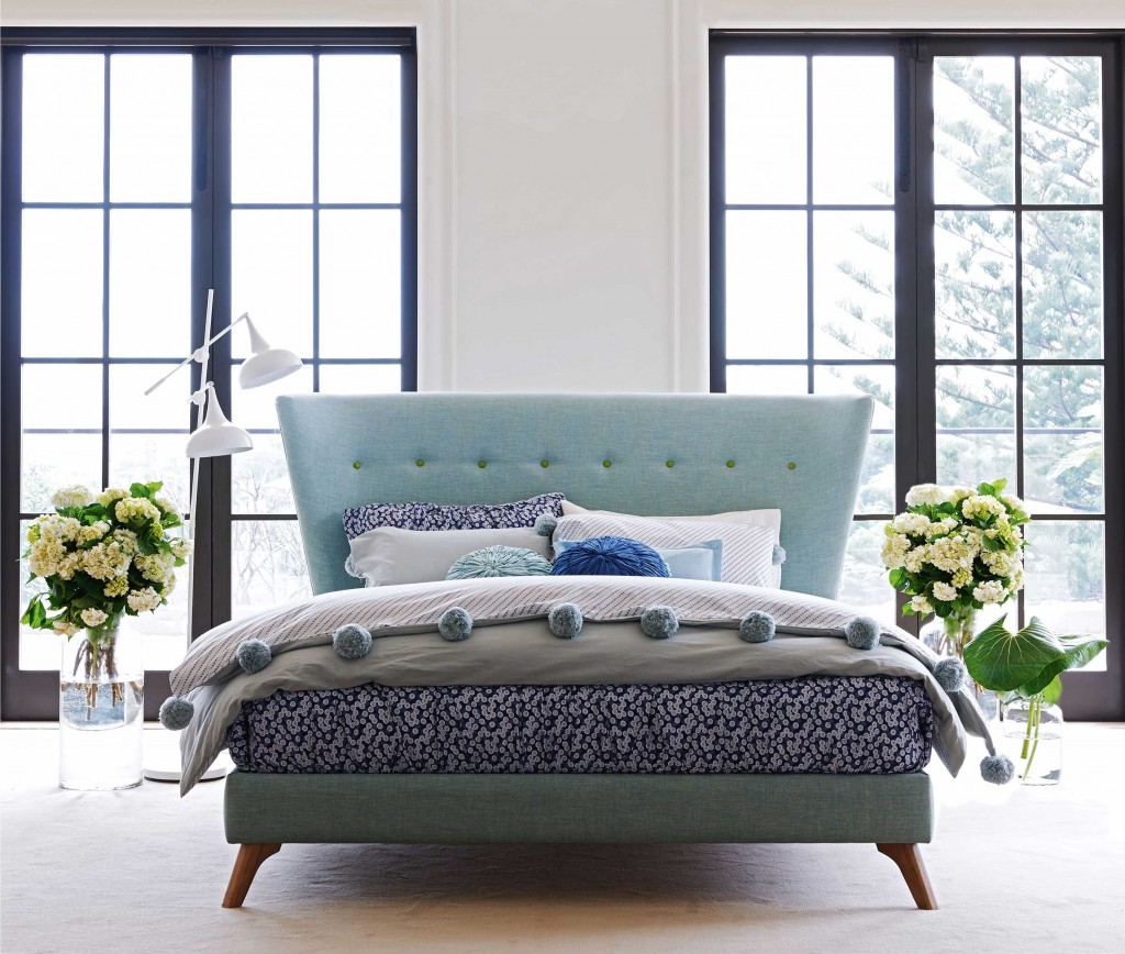 Domayne Beds Catalogue Domayne 39s Winter Furniture And Bedding Looks With Lara