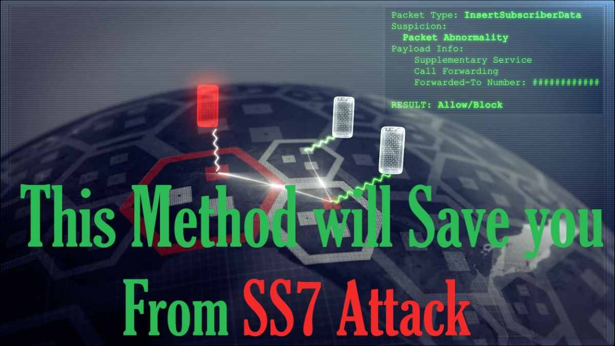 Protect yourself from IMSI / SS7 Hacking