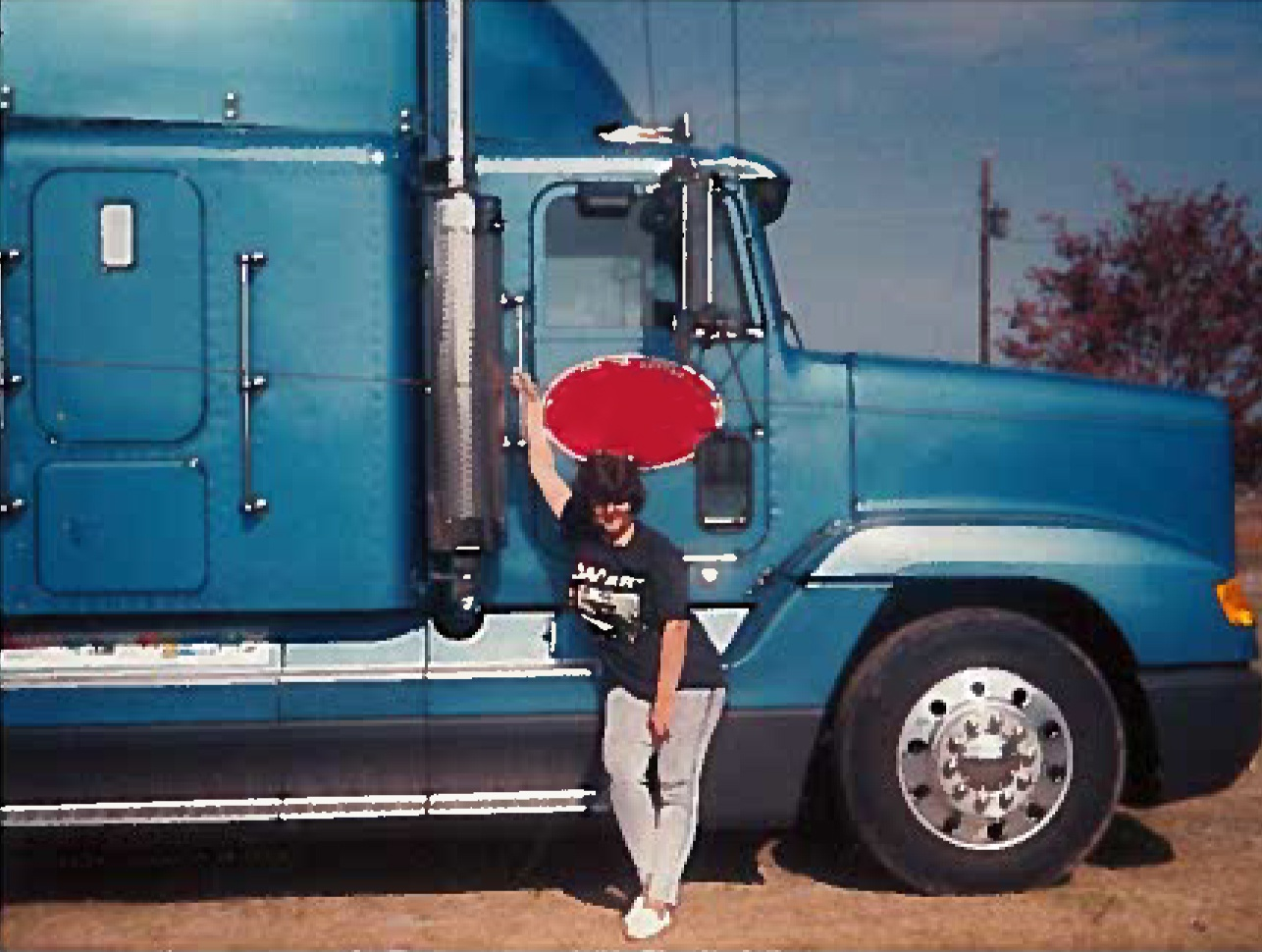 Career Trucking My Trucking Career 1989 To Now