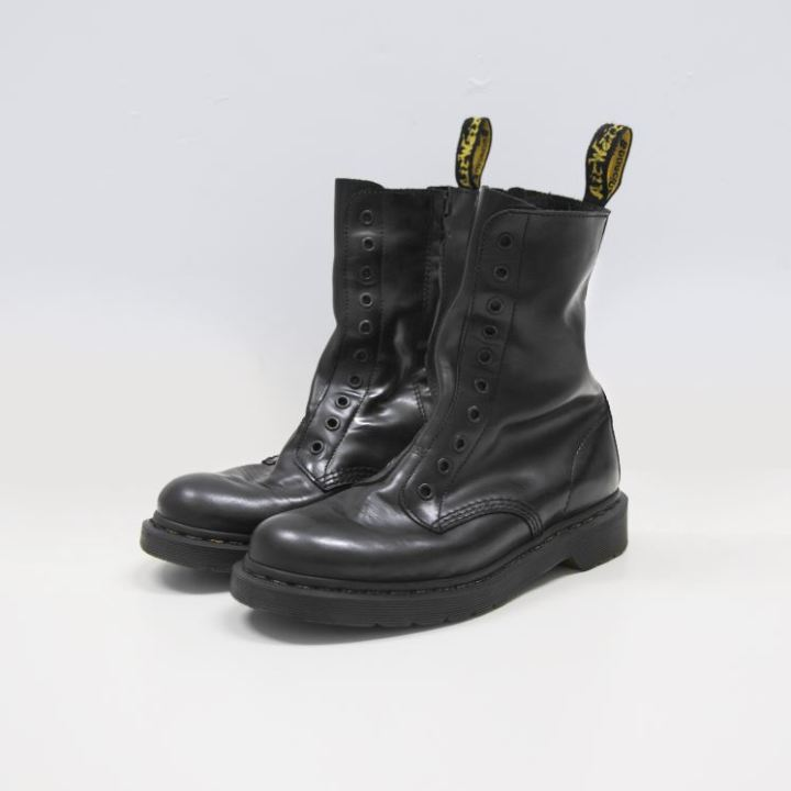 The Dr. Martens x Vetements 1490 boots.