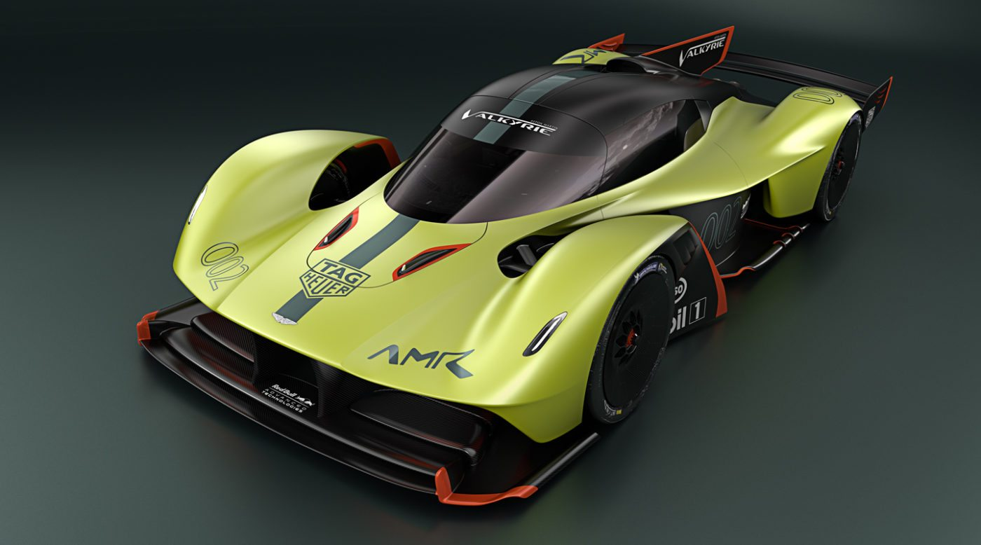 Project Cars Wallpaper Red Aston Martin Valkyrie Amr Pro Revealed Built For Pure Speed