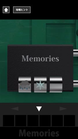 Th 脱出ゲーム Memories 攻略 925
