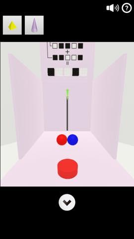 Th 脱出ゲーム Cubes   攻略と解き方 ネタバレ注意 1161