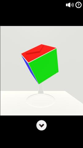 Th 脱出ゲーム Cubes   攻略と解き方 ネタバレ注意 1182