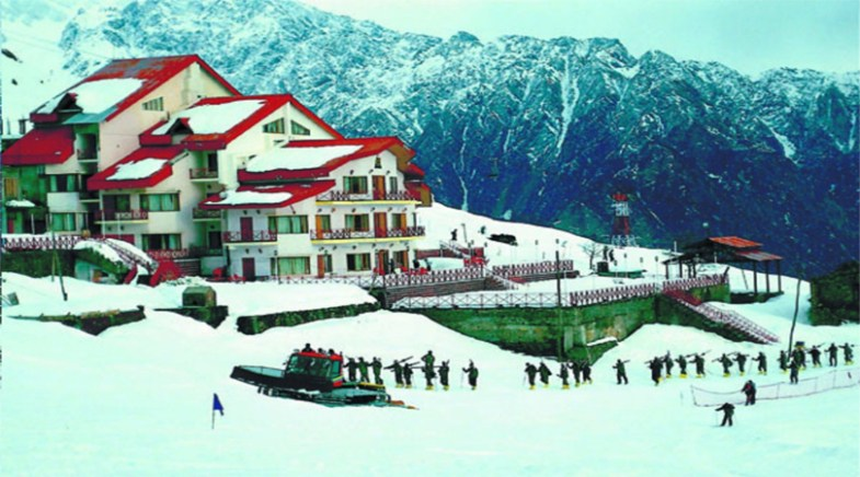 auli accomodation