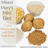 How We Lost Weight with a 7-Day 'Mixed Mary's Mini' Diet