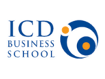 ICD Business School  logo