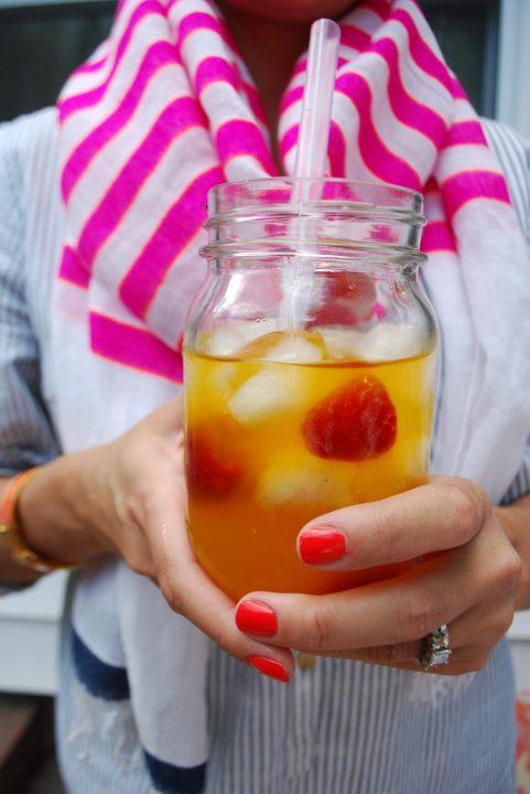 effortless fruity water