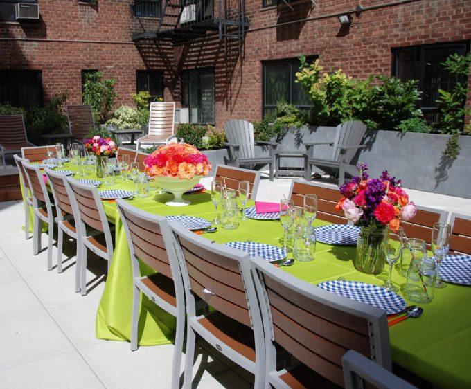 garden fiesta party