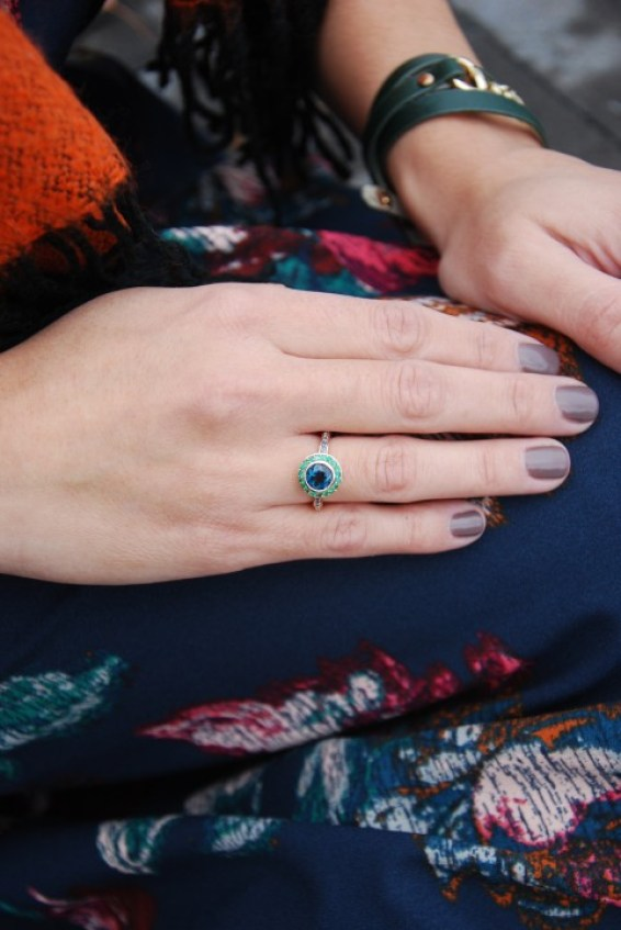 gemvara roxanne ring
