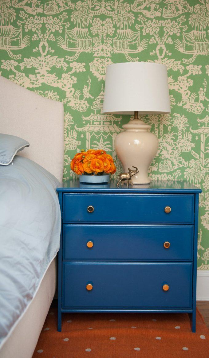 blog hop bedroom refresh