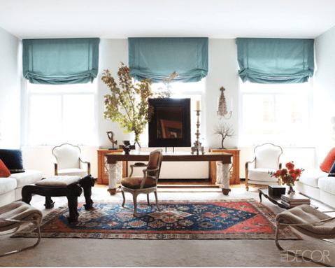 Rug Over Carpets
