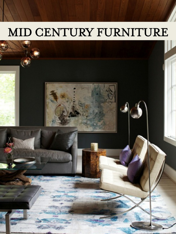 Budget friendly mid century finds for Budget friendly furniture