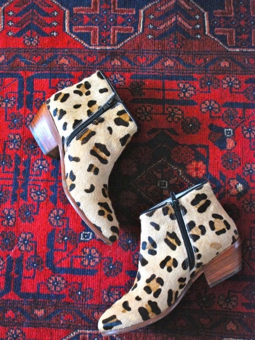 boden chic ankle boots