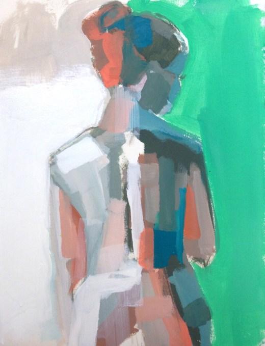 figureinwhiteandgreen