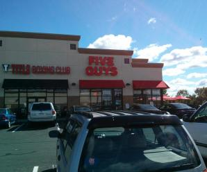 Five Guys Burgers and Fries #TrySomethingNew