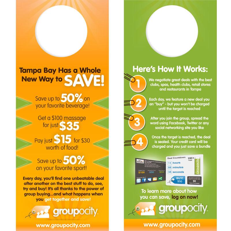 Door-to-Door Marketing - Elite Flyers - networking flyers