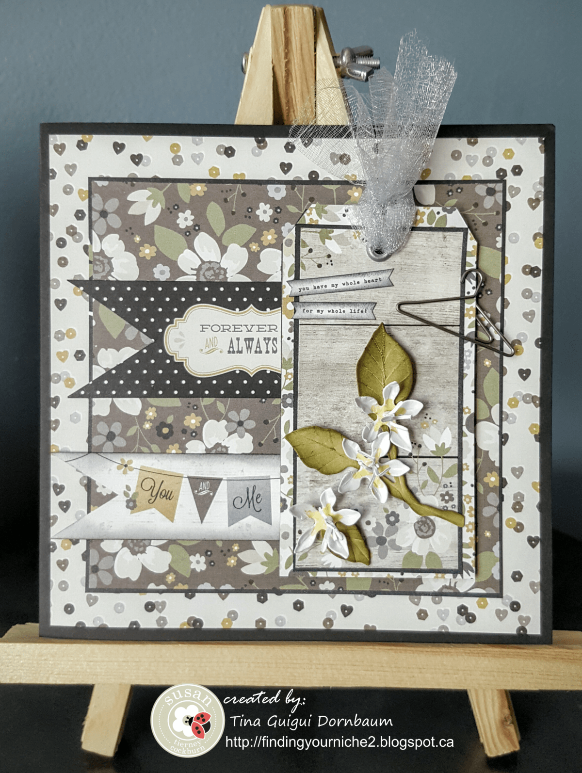 All Occasion Card with Removable Tag