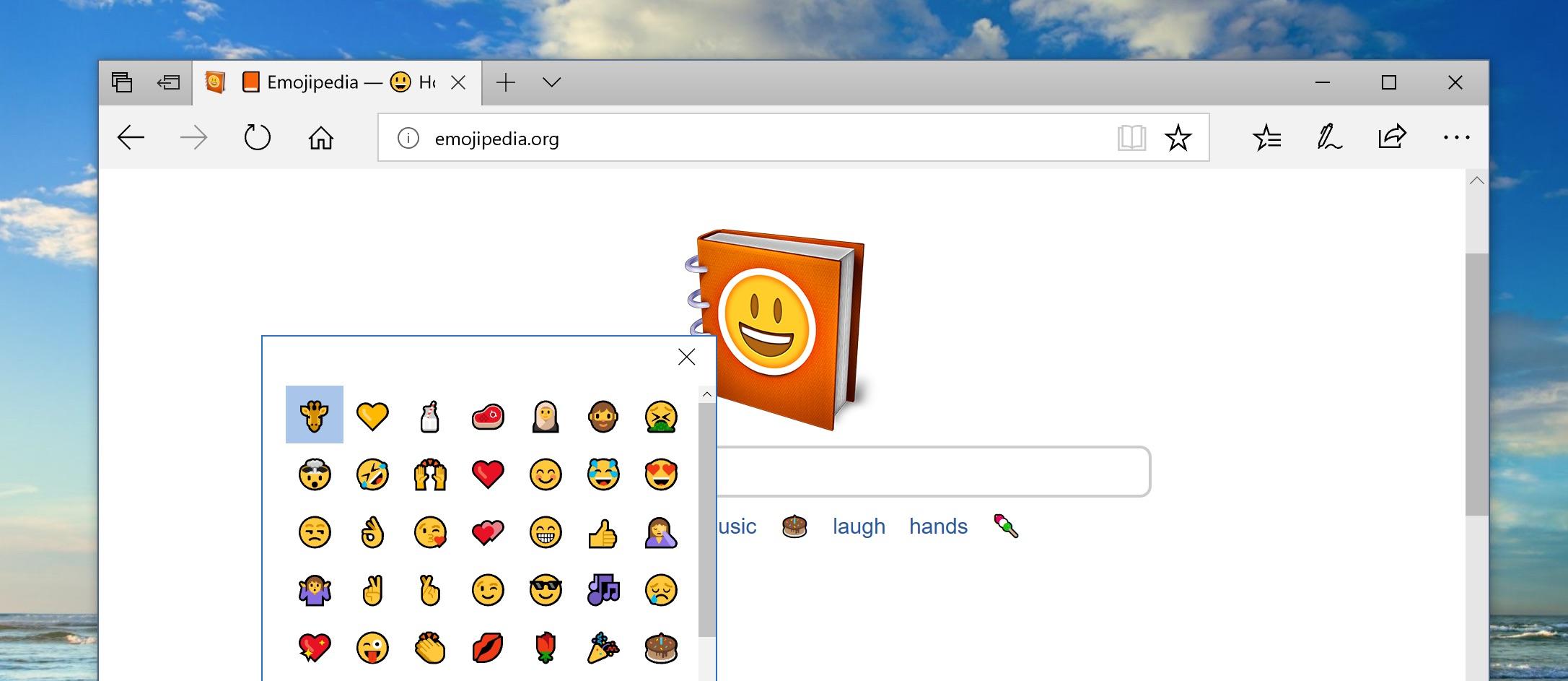emoji combinations