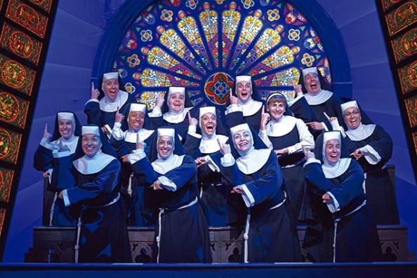 Sister Act, el Musical. El convento más divertido de la historia en Madrid