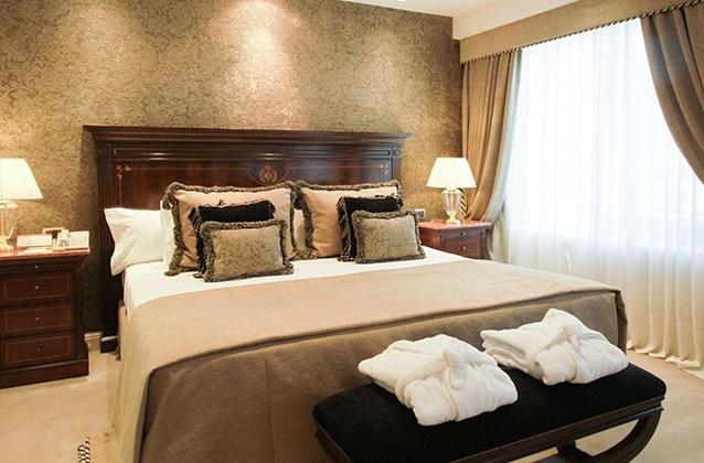 Hotel Emperador Buenos Aires en Madrid 3