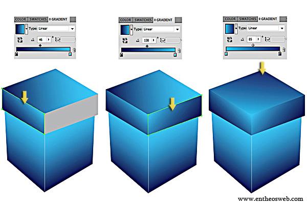 3d Gift Box Tutorial In Illustrator Entheos