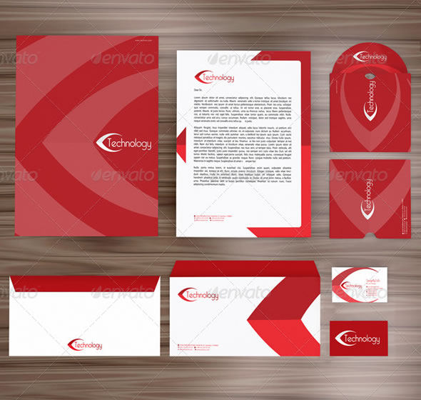 corporate cv design