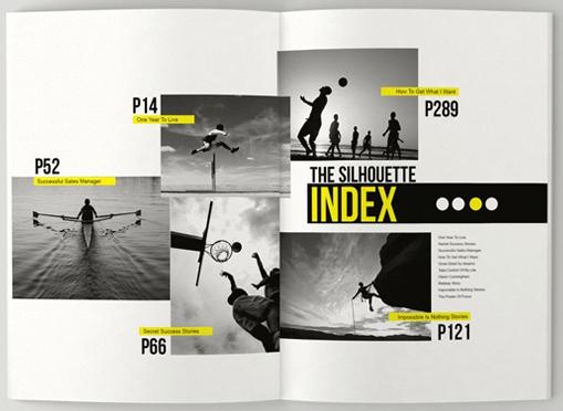 Creative Brochure Design \u2013 Geometric Shapes And More Entheos - sports brochure
