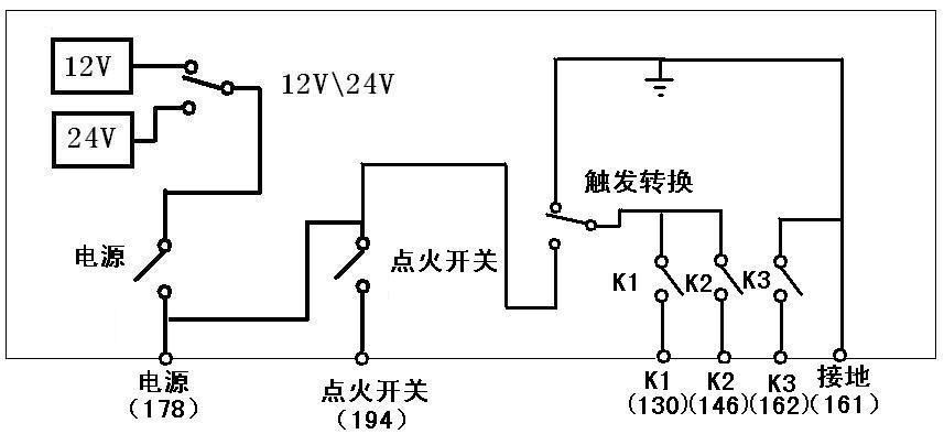 test bench power supply schematic