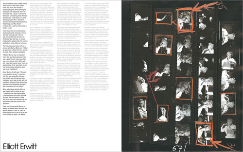Epic Edits » Archive » Book Review The Contact Sheet - sample contact sheet