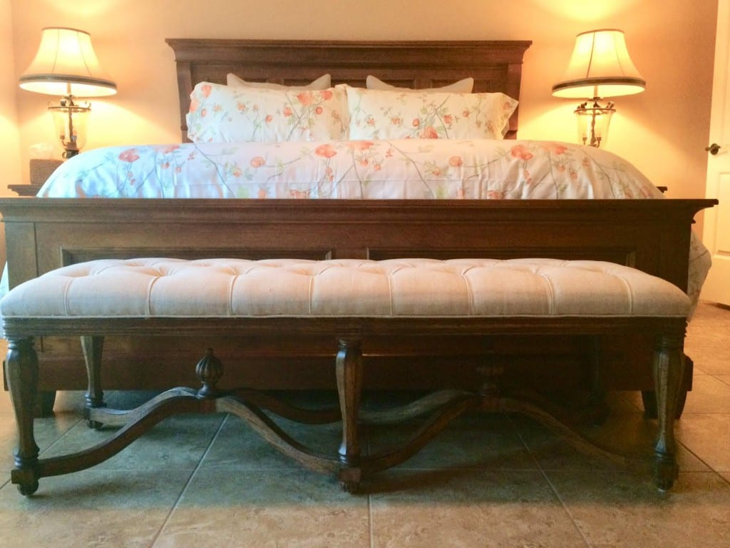 Bedroom Bench King Bed Antique Inspired Furniture Letters From Eurolux