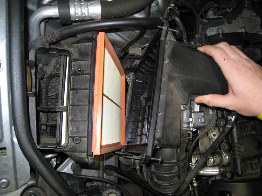 Audi A4 B6 B7 Air Filter Replacement Europa Parts Blog