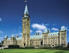 Parliament Centre Block