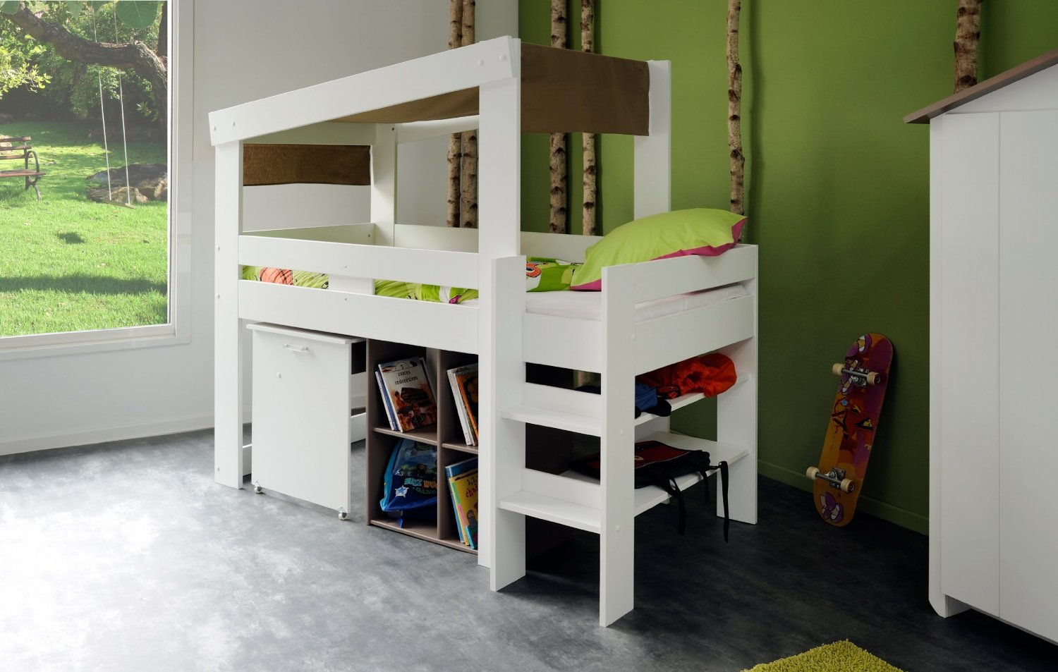 Stompa Classic Bunk Bed Stylish Sturdy It Must Be The Stompa Classic Kids Bed Fads