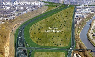Turcot Yards redevelopment