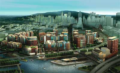 Proposed Griffintown redevelopment