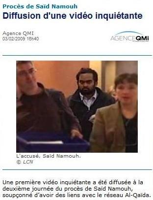 He looks like a terrorist, doesn't he?