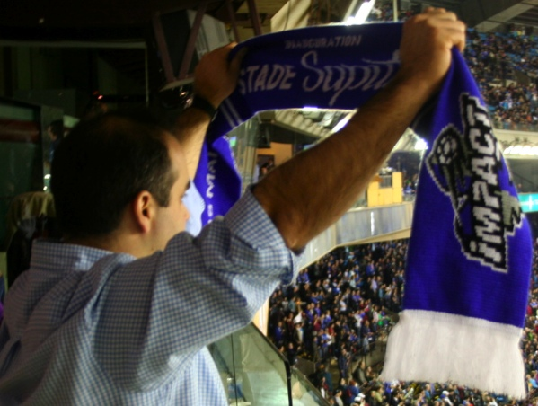 Impact scarf