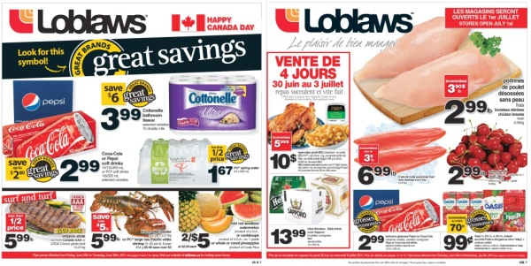 notes loblaw Crossover notes: all winning cases contain lessons that cross over from one   the case of loblaw and president's choice is one of a huge.