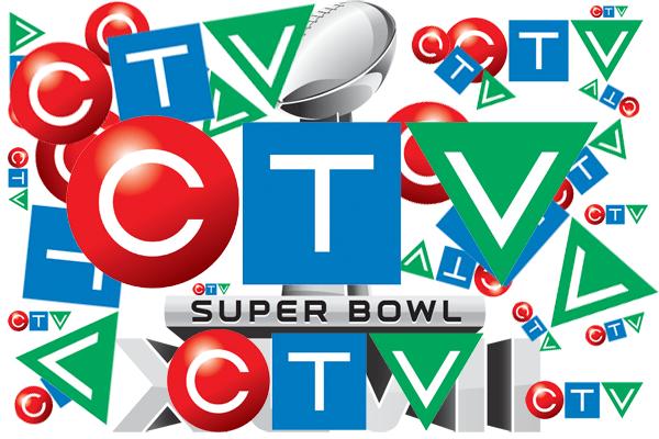 Super Bowl on CTV