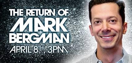 Mark Bergman returns