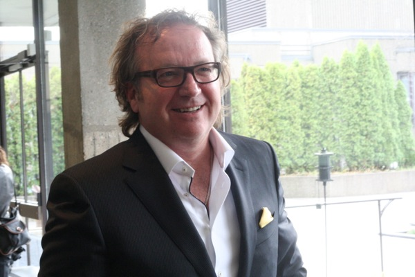 Robert Dépatie was head of Videotron before taking over from Pierre Karl Péladeau.