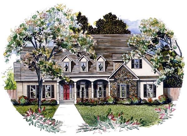 Cape Cod House Plan Family Home Plans Blog