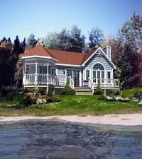 Fancy Victorian Cottage Plans - Family Home Plans Blog