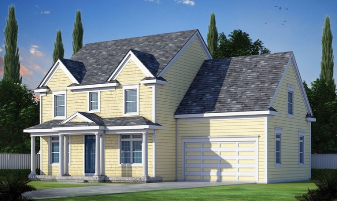 New House Plans Around 2000 Square Feet