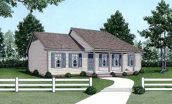 Starter Home Plans