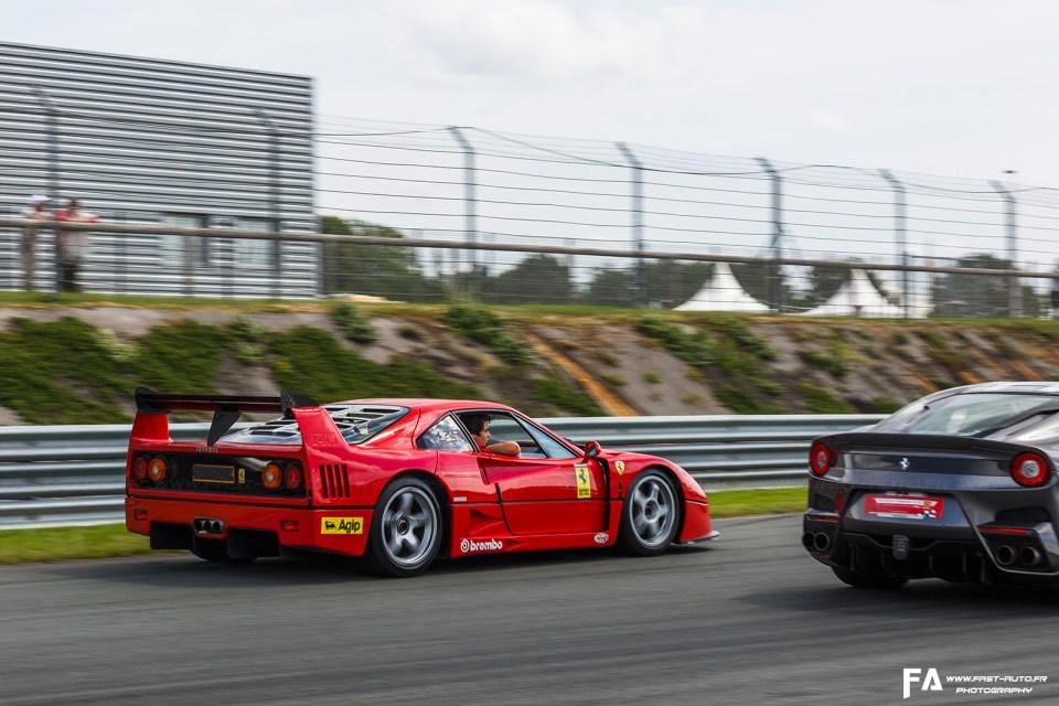 Photos Sport et Collection 2018 - Parade 500 Ferrari