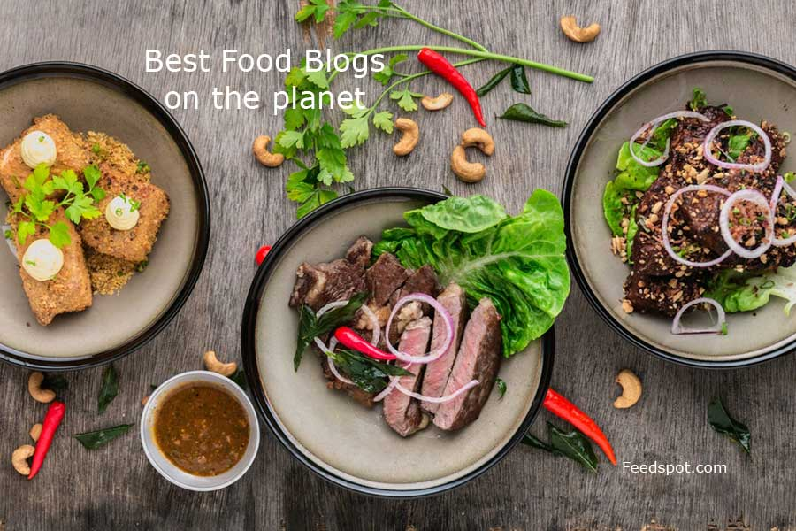 Top 100 Food Blogs, Websites And Newsletters To Follow in 2018